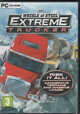 18 Wheels of Steel Extreme Trucker  Brand new sealed