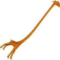 Standing Giraffe, vintage swizzle stick stirrer