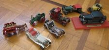 LOT 8 VOITURE CARS YESTERYAR SOLIDO LESNEY N12 LIPTONS TEA TRACTEUR ALLCHIN