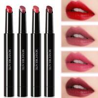1pcs Frauen Matte Lippenstift Wasserdicht Makeup Langlebig Moisturizing Beauty