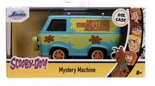 The Mystery Machine Scooby-Doo! 1/32 Diecast Car By Jada 32040
