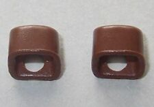 260017 Tahil portaespada marrón oscuro 2u playmobil,swordbelt,sword,espada