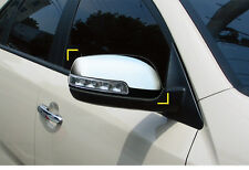 New Chrome Side Mirror Cover Molding 2pcs K343 for Kia Sorento 2013-2014