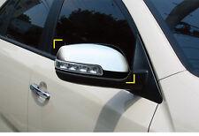 New Chrome Side Mirror Cover Molding 2pcs K343 for Kia Sorento 2013-2014