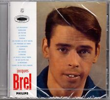 Olympia 1961-Remastered von Jacques Brel CD  Neu!