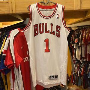 Adidas Chicago Bulls Derrick Rose Authentic NBA jersey size L+2