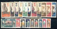GABON 1924 Yvert 99-107 ohne 103A ** POSTFRISCH (F3631