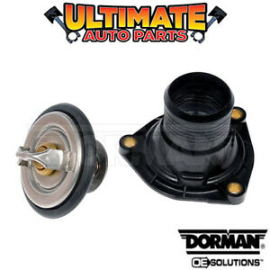 (185 Degrees) Thermostat / Housing (3.9L V8) for 00-02 Lincoln LS