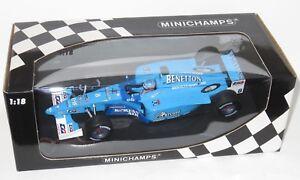 1/18 Benetton Renault Sport Showcar 2001 Season   Jenson Button