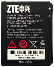 New OEM ZTE Li3710T42P3h483757 Battery for Aspect F555 & Z431 Genuine 1000mAh