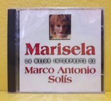 MARISELA (Mejor Interprete De Marco Antonio Solis) - CD NUEVO SELLADO Los Bukis