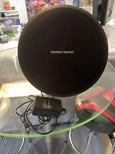 Harman Kardon Onyx Studio 1 1st Gen Portable Wireless Bluetooth Speaker Black
