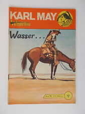Karl May - Band 14. Winnetou (mit Sammelmarke) - Lehning. Comic / Z. 1-2/2
