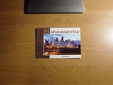 Metrodome Stadium Postcard Minnesota Vikings NFL