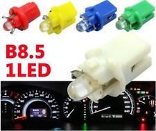 T5 B8.5D LED Indicador Panel Dash calibre Speedo Bombillas interiores laterales