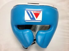 WINNING Boxing Head Gear FG-2900 Training SKY BLUE Medium Size Made in Japan NEW