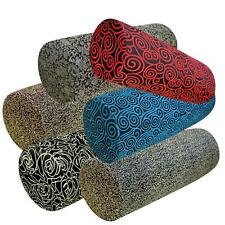 Bolster Cover*Chinese Rayon Brocade Neck Roll Long Tube Yoga Pillow Case*BL16