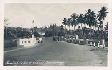 Dutch Indies Indonesia Semarang Emmalaan RPPC 1940