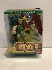 Fisher Price Rescue Heroes Hero ARIEL FLYER  New Ages 3 & up