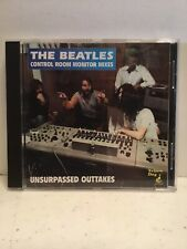The Beatles Control Room Monitor Mixes Unsurpassed Outtakes CD Yellow Dog Rare!