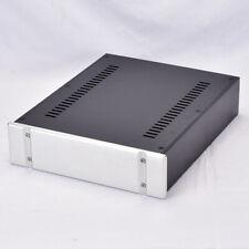 Full aluminum 2607B blank amplifier chassis DAC enclosure preamp box PSU case