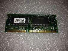 Memoria sodimm SDRAM Mosel Vitelic 64 mb pc100 144-pin