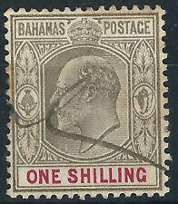 Pre-Decimal Edward VII (1902-1910) Bahamian Stamps