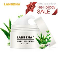LANBENA Remover Nose Mask Pore Strip Mask Acne Black Deep Cleansing Skin Care