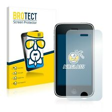 Apple iPhone 3GS AirGlass Glass Screen Protector Ultra Thin Protection Film