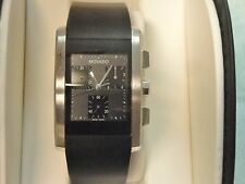 Movado Eliro Chronograph Watch  Stainless Steel Rectangle  84 H1 1461 0