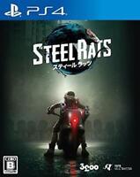 Steel rats Enclosed Bonus (Permanent included) Digital Soundtrack PS4 Japan