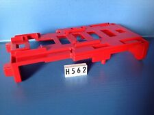 (H562) playmobil train wagon chassis rouge locomotive train  RC 4017 4035
