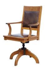 Oak Antique Chairs 1900-1950