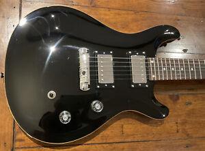 Harley Benton Cst 24 Black Gloss