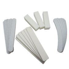 21tlg. Set mit Feilen Buffer Nagelfeilen Sandpapier Musterset