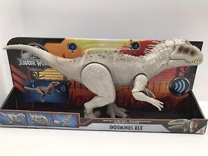 INDOMINUS REX Jurassic World Destroy 'n' Devour BNIB Dinosaur Light sound