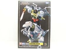 MP-08 Masterpiece Grimlock Reissue with Crown in Coin-Shaped Holder Flame Sword