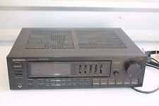 Vintage Pioneer SX 1300 Stereo Receiver 5 Band EQ Made in Japan Late 80's Gear