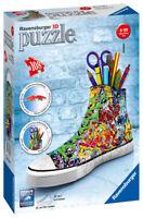 12535 Ravensburger Sneaker 3D Puzzle 108pc Trainer Jigsaw Children Kids 8+
