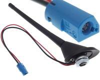 16V Antena de Techo + Amplificador HC-97 Am / Fm Adecuado para Opel Renault