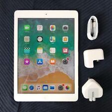 Apple iPad Air 128GB, Wi-Fi + Cellular (Unlocked), 9.7in - Silver