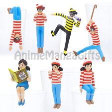Fuchiko Where's Wally Where's Waldo (COMPLETE SET OF 7) KITAN CLUB JAPAN