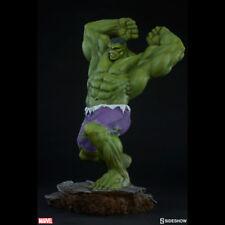 Sideshow Avengers Hulk Figura Estatua Nuevo Sellado