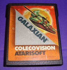 Galaxian - AtariSoft - Coleco - Colecovision - Cartridge only