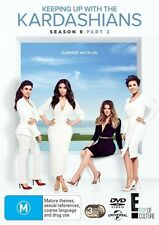 Keeping Up With The Kardashians : Season 9 : Part 2 (DVD, 2014, 3-Disc Set)