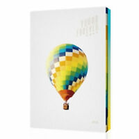 BTS-[YOUNG FOREVER]Special Album Day Ver 2CD+POSTER/On+PhotoBook+1pCard Sealed