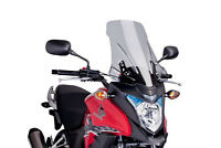 PUIG TOURING SCREEN HONDA CB500X 13-15 LIGHT SMOKE