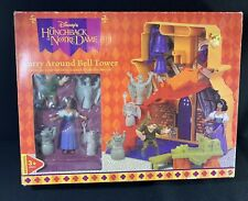 HUNCHBACK OF NOTRE DAME CARRY AROUND BELL TOWER, Disney Mattel 1995 NEW