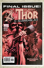 THE MIGHTY THOR Disassembled (vol 2) #85 (587) Final Issue RAGNAROK