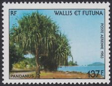 1983 WALLIS ET FUTUNA PA N°130** Flore, Arbre TB, Tree MNH